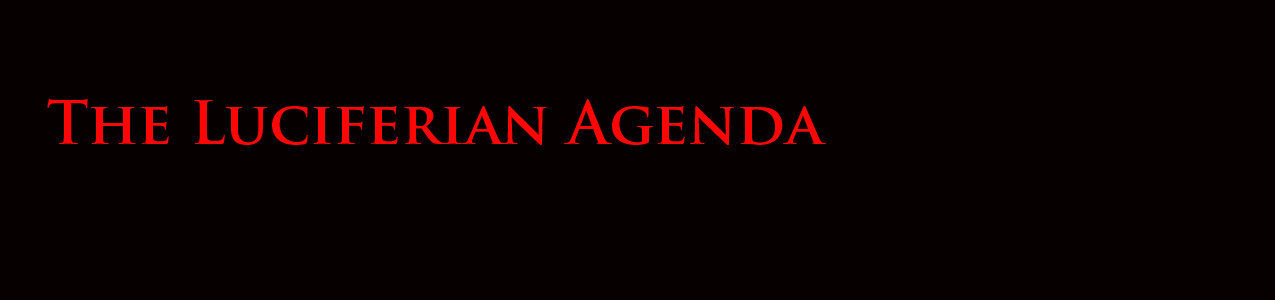 the luciferian agenda